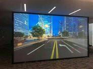 室内投影玻璃公司广告宣传墙之调光玻璃